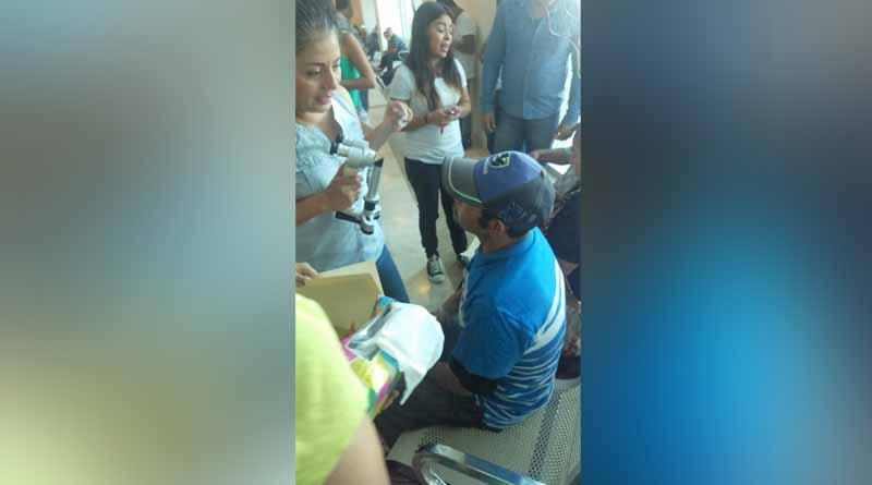"""Atención Ciudadana sigue apoyando con el Programa de """"Cirugías de Cataratas"""" en Comondú"""