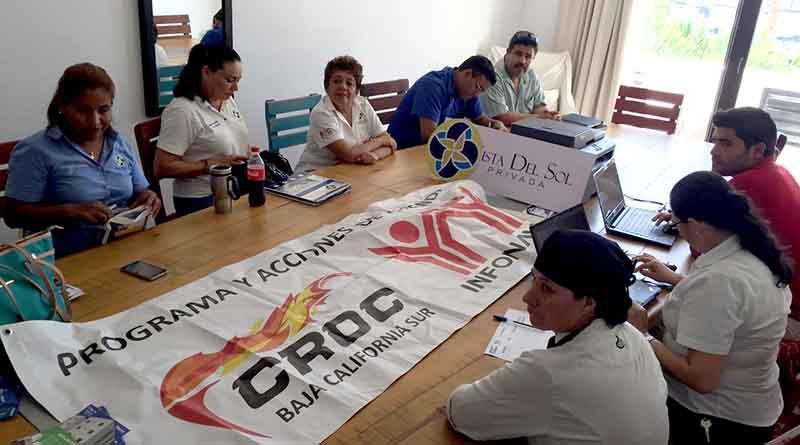 Impulsa CROC campaña de información y atención en los programas de vivienda: Vargas
