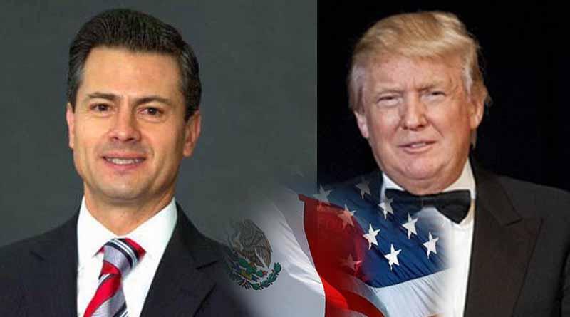 Peña Nieto y Donald Trump se reunirán en privado este miércoles
