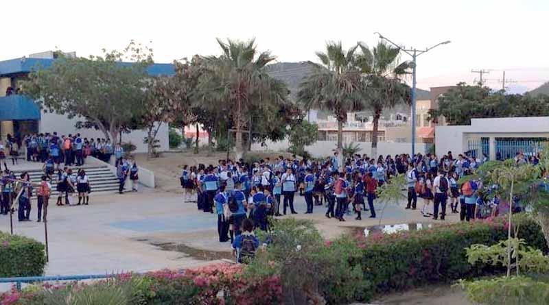 Con más de 2 mil alumnos, Cetmar 31 es el bachillerato más grande de Los Cabos