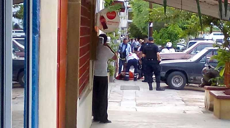Revela PGJE que tres personas ejecutadas ayer en La Paz contaban con antecedentes penales, uno por homicidio