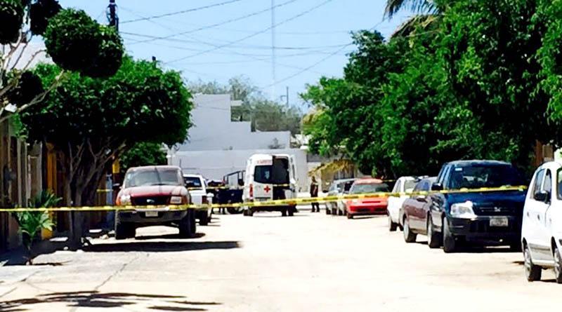 Ejecutan en La Paz a hombre que acababa de salir de la cárcel