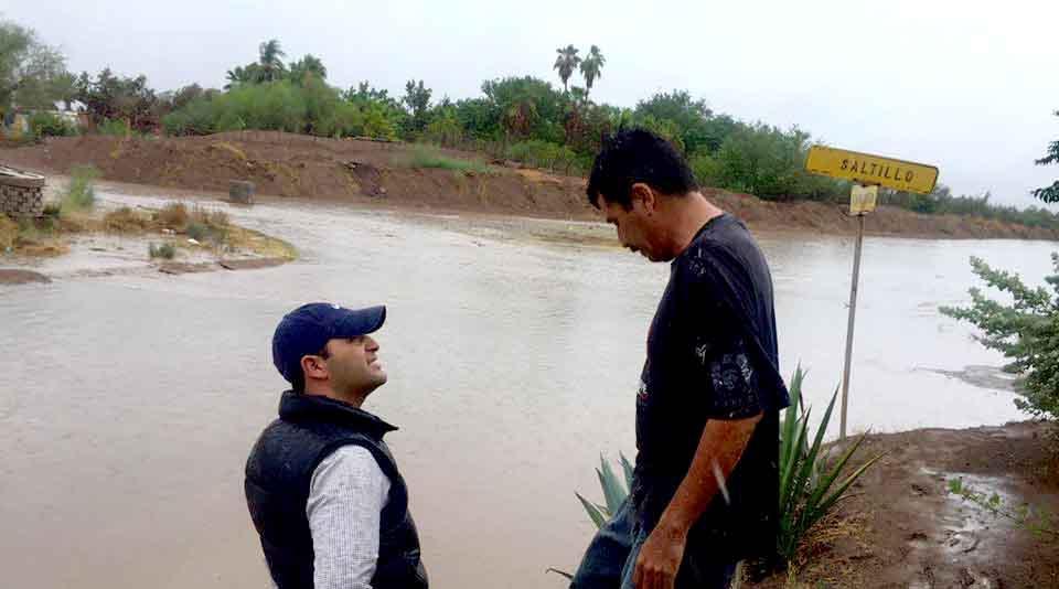 Propone diputado Gallo mayor presupuesto en el 2017 para protección civil ante desastres