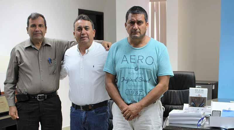 Francisco Pelayo Entrega Apoyo a la Asociación de Invidentes de Comondú