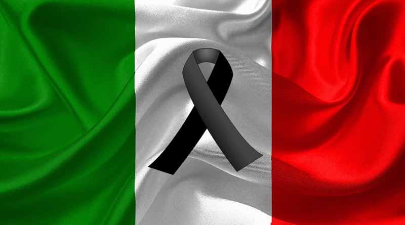 Decretan día de luto en Italia, cifra de muertos sigue en aumento tras sismo