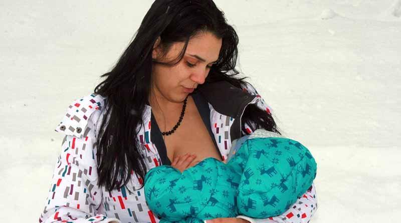 IMSS destaca beneficios de la lactancia materna