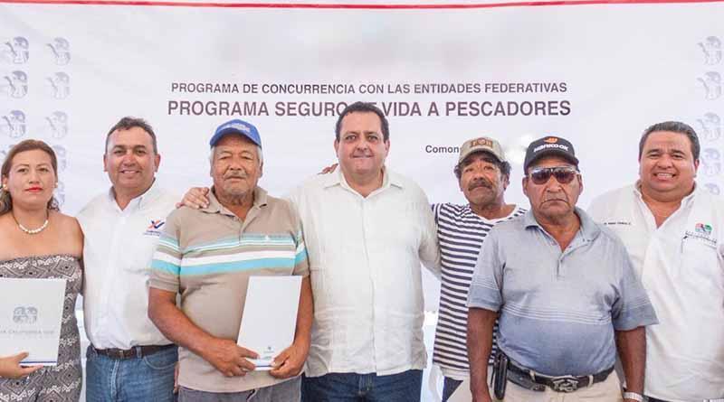 Aseguramos el futuro de los pescadores y sus familias: CMD
