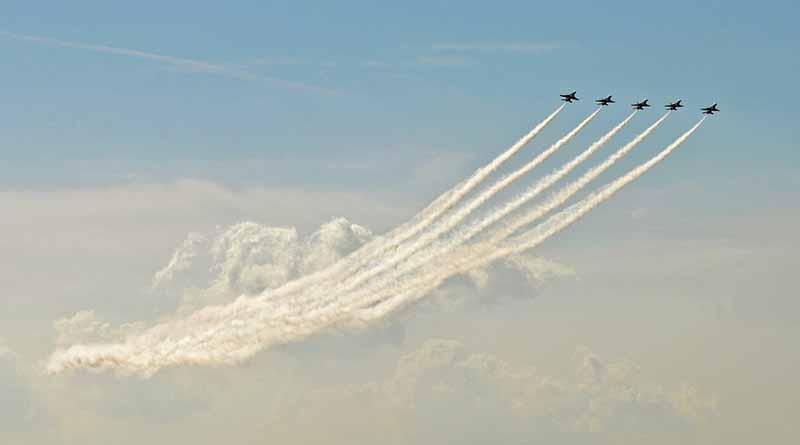 Sedena invita a espectáculo aéreo militar en Tecámac, Estado de México