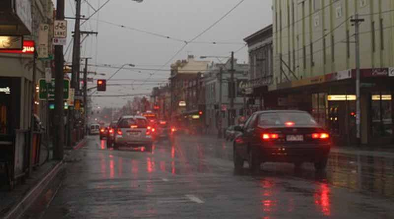 Continuará gran parte del país con lluvias