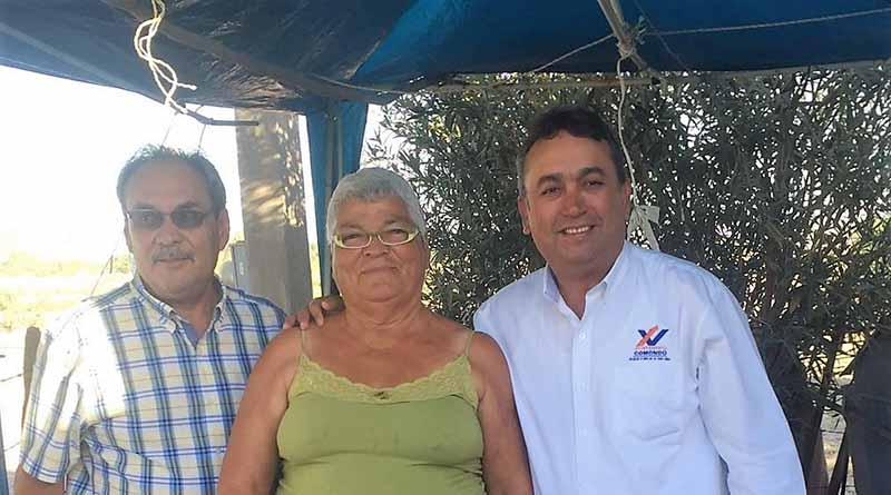 Alcalde, Francisco Pelayo Recorre Colonia Popular