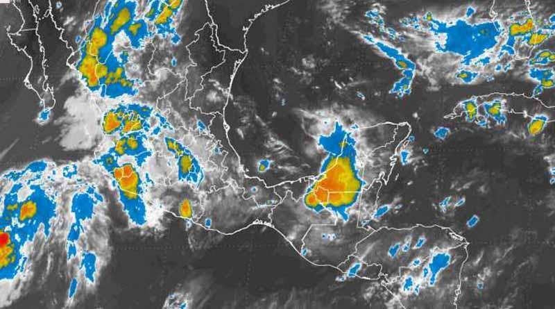 Se forma la tormenta tropical Lester, afecta Península de BC