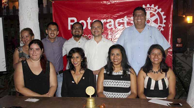 Club Rotaract Cabo San Lucas tiene nuevos representantes