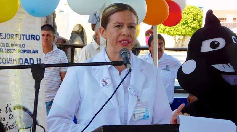 Ponen en Marcha Campaña contra Dengue, Zika y Chikungunya en Cd. Insurgentes
