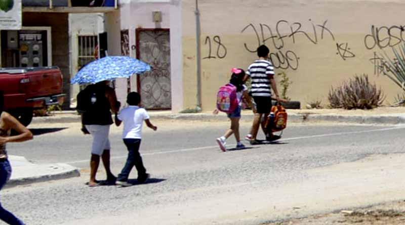 En CSL hay más de 300 niños sin espacio en nivel Primaria
