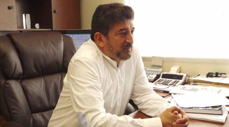 Nuevos precios de combustibles y energía eléctrica pega a todos no nada más a unos cuantos: Vicente Ruiz