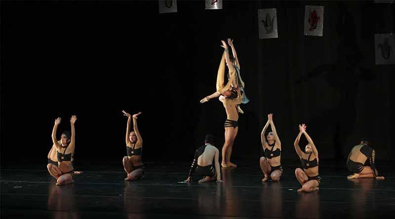 OPUS Ballet llevó al público cabeño al mundo de Códices
