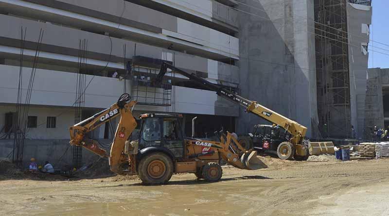 Falta mayor protección de trabajadores de la construcción: COR y PC de Los Cabos