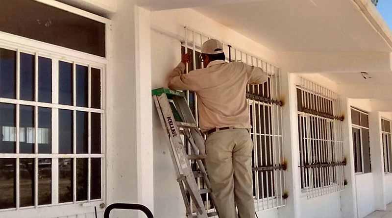 Gran Avance en Rehabilitación de Casa de Cultura de Puerto San Carlos