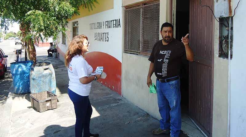 Lleva SAPA La Paz Cultura del Agua a colonias con más desperdicio