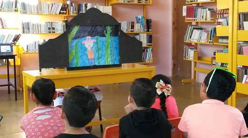Realizarán actividades por el mes de la patria en bibliotecas públicas municipales