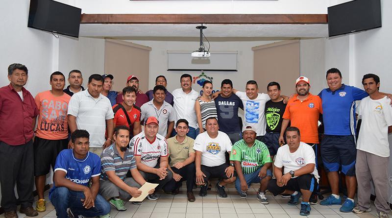 Coordinación del Deporte de CSL unifica ligas de fútbol soccer