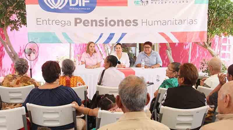 DIF Estatal y Municipal benefician a albergues de Los Cabos