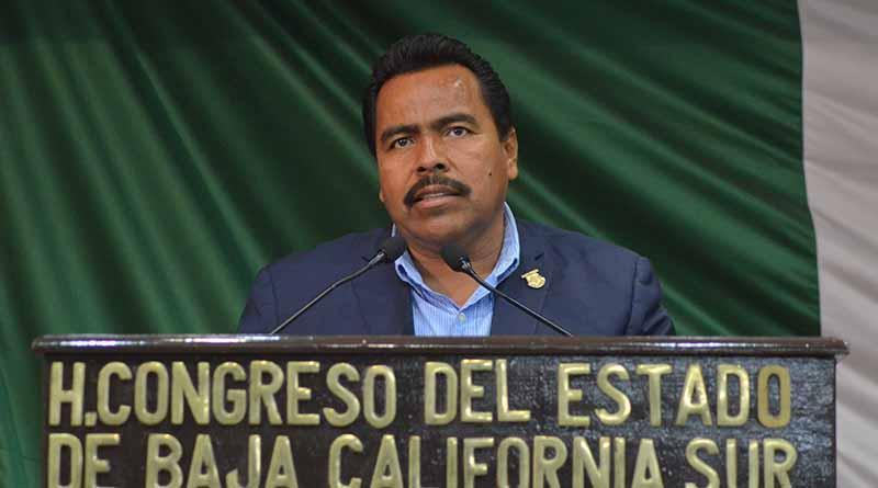 Recursos de Exportadora de Sal de Guerrero Negro deben de beneficiar a BCS: AZG