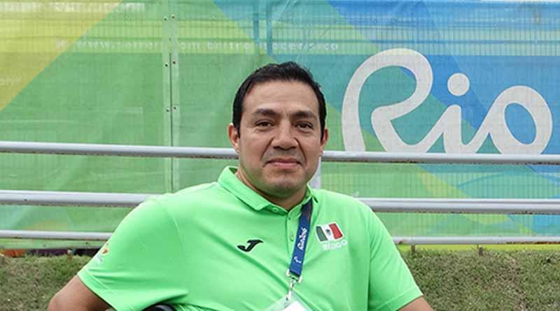 Mexicano Edgar Navarro se adjudica medalla de bronce en atletismo