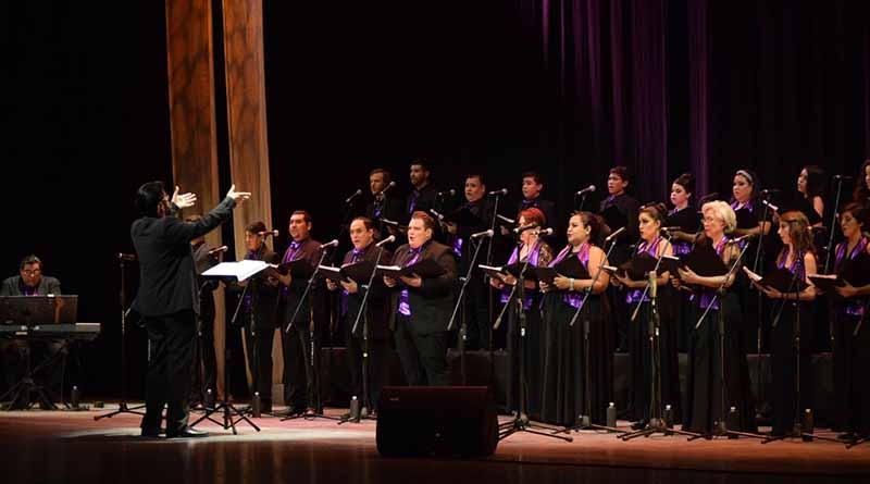 Festejó su 5to. aniversario el Coro Polifónico de Los Cabos en el Pabellón de la República