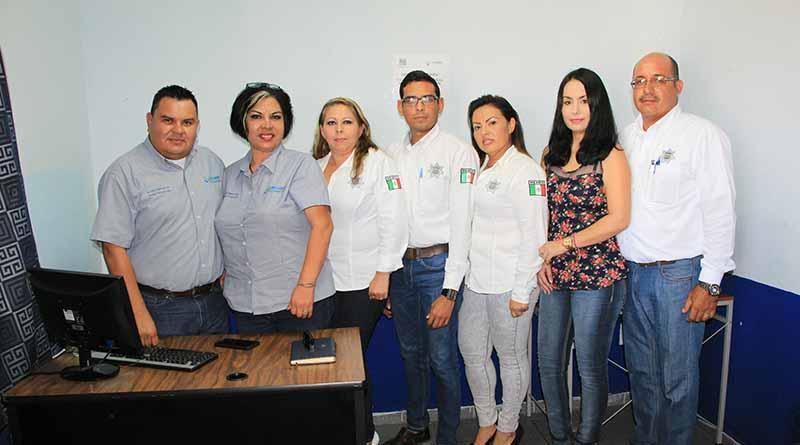 Formaliza Dirección Municipal de Trasparencia Comitéy Unidad de Información en la DGSPPPTM