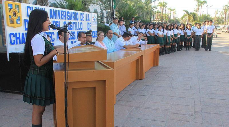Gobierno de Los Cabos conmemora el CLXIX aniversario de la Gesta Heroica de los Niños Héroes