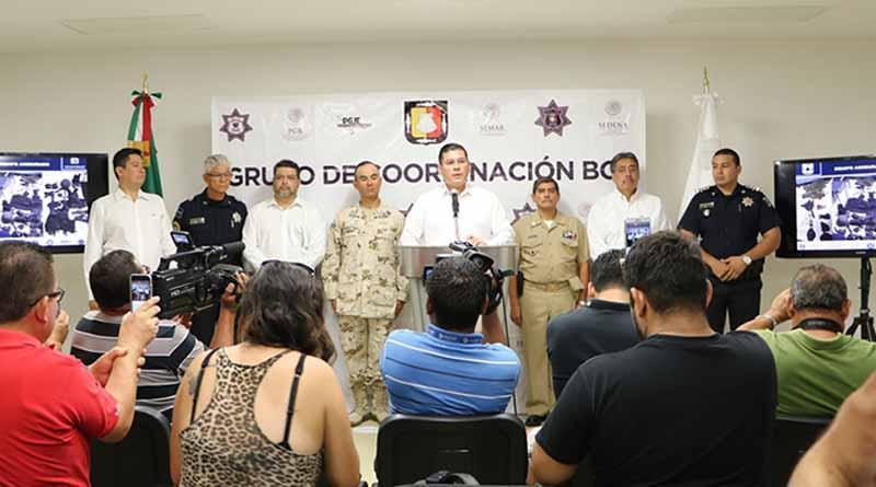 Detiene grupo de coordinación a presunto líder de célula  delictiva involucrados con homidicios en La Paz