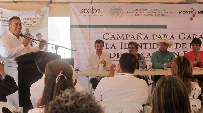 El progreso y Desarrollo del Valle de Santo Domingo es Gracias a Cada uno de los Indígenas que Radican en Comondú: FPC