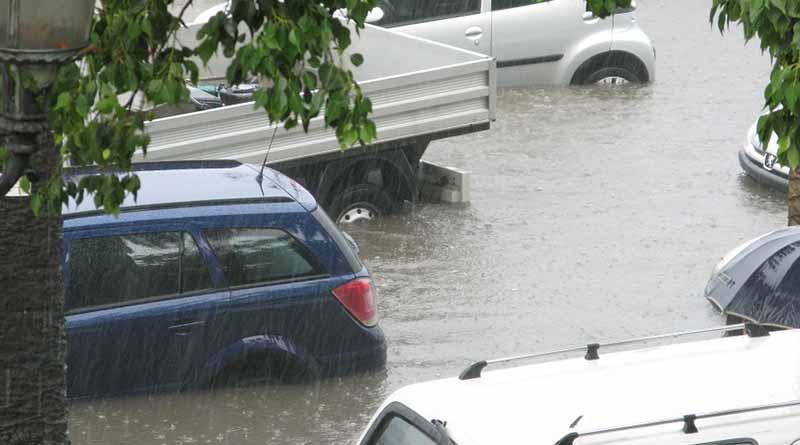 Guanajuato atiende a poblaciones afectadas por lluvias e inundación
