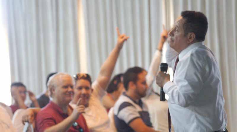 Inician cursos del programa nacional de inglés para todos en 5 sedes de La Paz