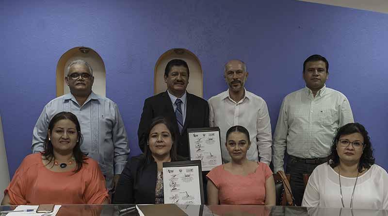 Firma XV Ayuntamiento de La Paz convenio de colaboración con el Instituto de Transparencia y Acceso a la Información Pública de B.C.S.