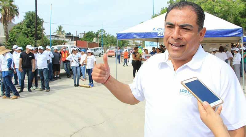 Insistirá Alcalde ante Instancias Centrales sobre aumento de presupuesto y apoyos de la Federación