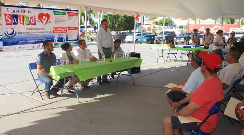 Acercan servicio de afiliación y reafiliación al personal de Zofemat Los Cabos