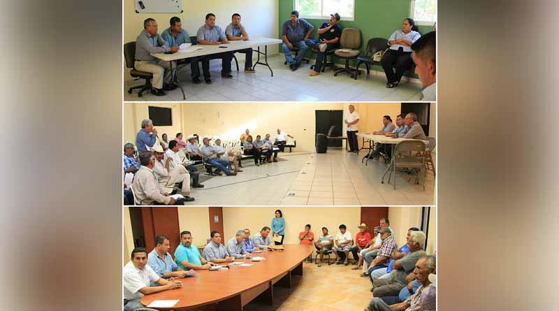Por temporada de huracanes aplica Gobierno de Los Cabos Programa de Acción Rural Emergente