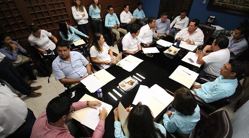 Realizan segunda sesión ordinaria de la junta de Gobierno de INJUVE Los Cabos
