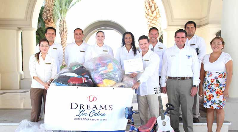 Recibe DIF Los Cabos donación de la iniciativa privada