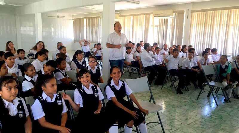 La secretaría de turismo promueve la cultura turística en primarias de todo el estado: Genaro Ruiz