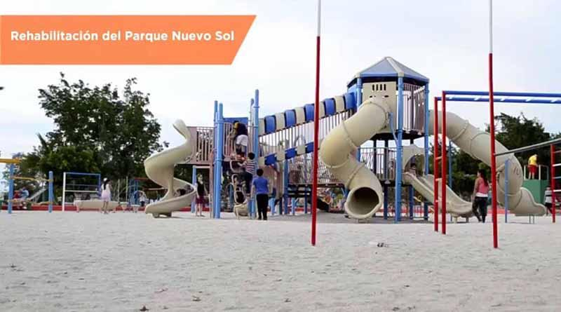 Más espacios dignos y seguros para las familias de BCS; SEDESO