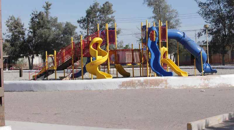 Propone SEDESO plan integral para el rescate de espacios públicos en el estado
