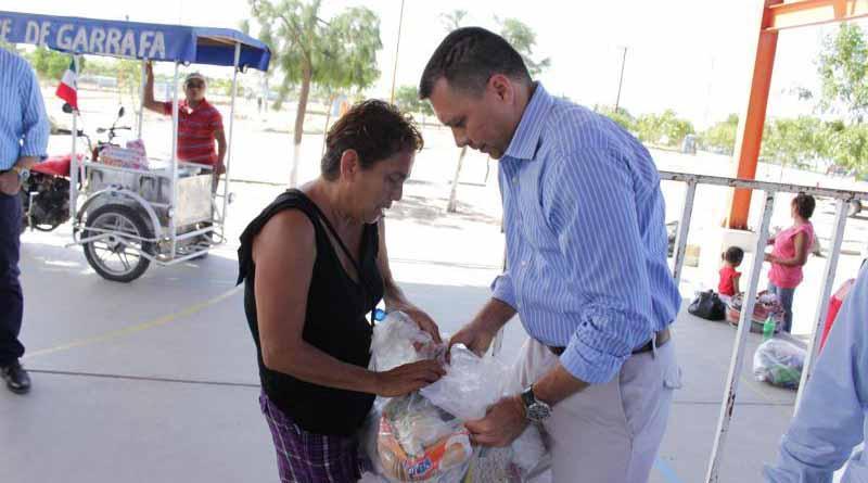 Beneficia programa alimentario a personas con discapacidad y adultos mayores; SEDESO