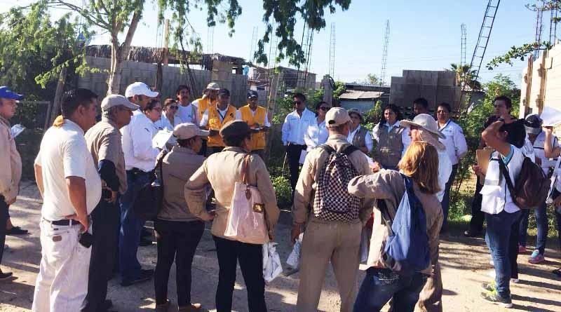 Brigadas de CENAPRECE fortalecen labores de saneamiento básico en el sur del estado