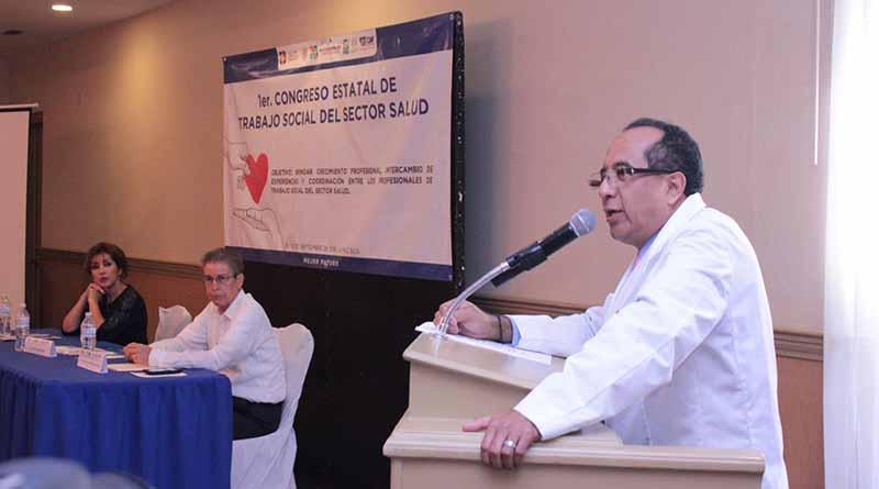 Sector salud de BCS lleva a cabo su primer encuentro estatal de trabajo social