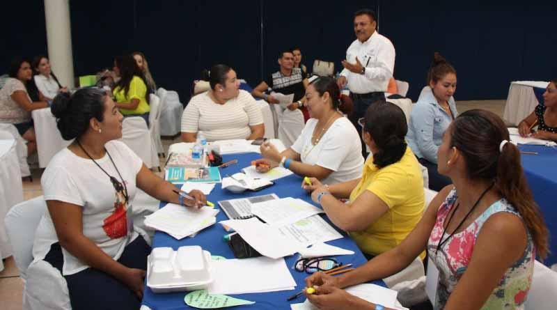 Programas compensatorios de SEP capacita a asesores pedagógicos itinerantes