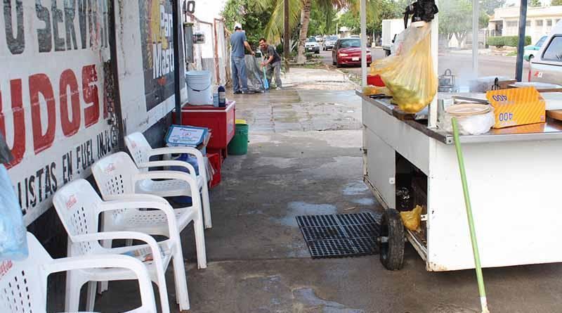 En Comondú se regulariza la venta de alimentos en la vía pública