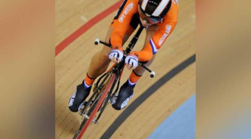 Holandesa Alyda Norbruis gana oro con récord mundial en ciclismo
